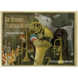 Die Bremer Stadtmusikanten... wie es wirklich war