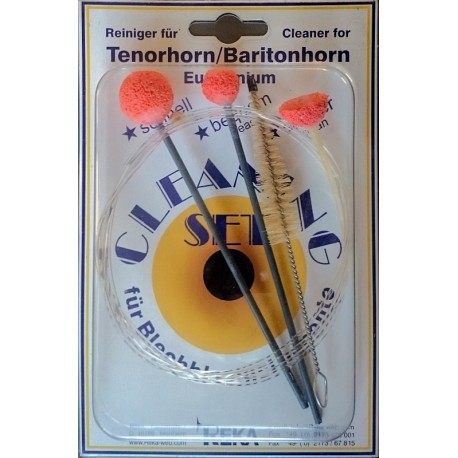Reka Reinigungs-Set Tenorhorn/Bariton