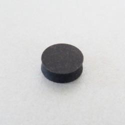 Wasserklappen-Neopren flach 9,5x3mm