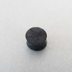 Wasserklappen-Neopren klein ca. 8x4,8mm