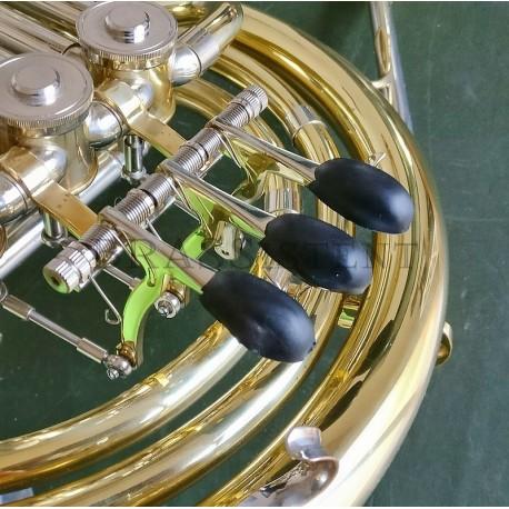 Gummipolster für Horndruckwerk